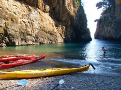 Fiordo di Furore - Amalfi Kayak