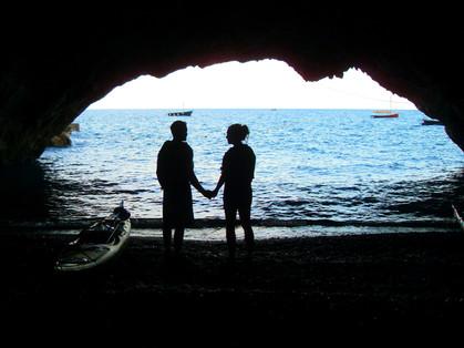 Grotta di San Andrea - Amalfi Kayak