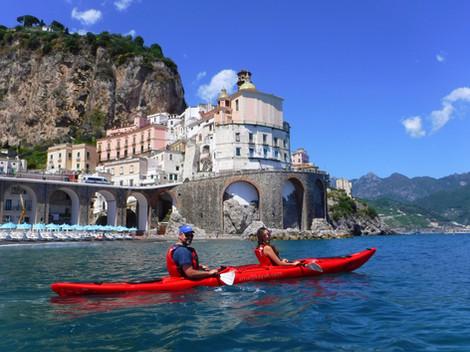 Atrani - Amalfi Kayak, Italia