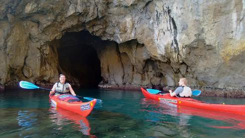 Grotta Runghetiello - Amalfi Kayak