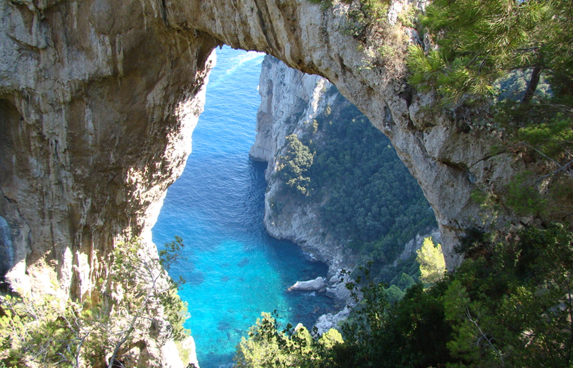 Narural Arc Capri Island - Boat tour