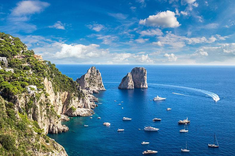 Amalfi Coast Boat Tours