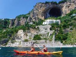 Castello Saraceno - Amalfi Kayak