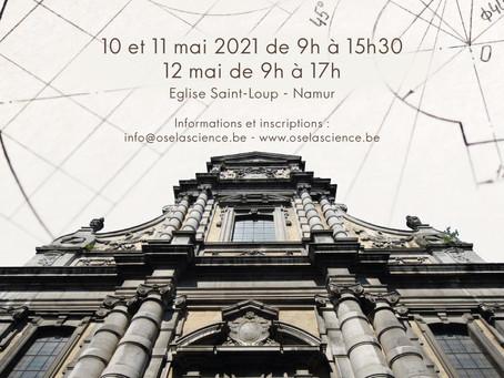 """Expo """"Les bâtisseurs et la géométrie"""" du 10 au 12 mai 2021"""