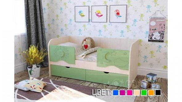 """Кровать """"Соня"""" 2 ящика 1600/1800"""