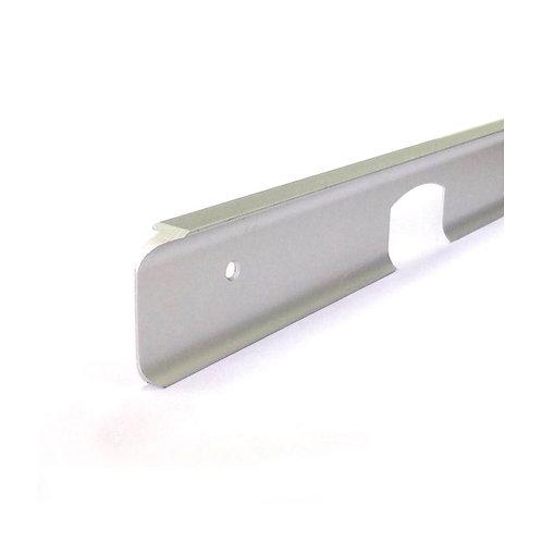 Планка соединительная угловая матовая 40 мм