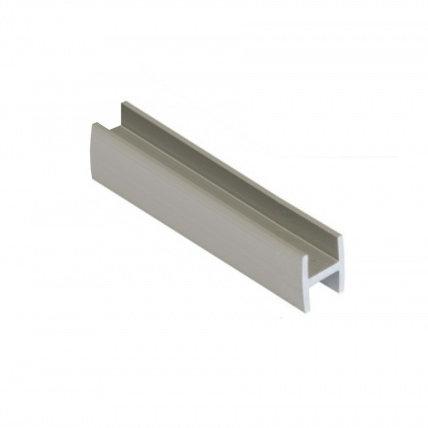 Планка для мебельных щитов Н-образная 6 мм
