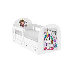 Детская кровать Единорог от производител
