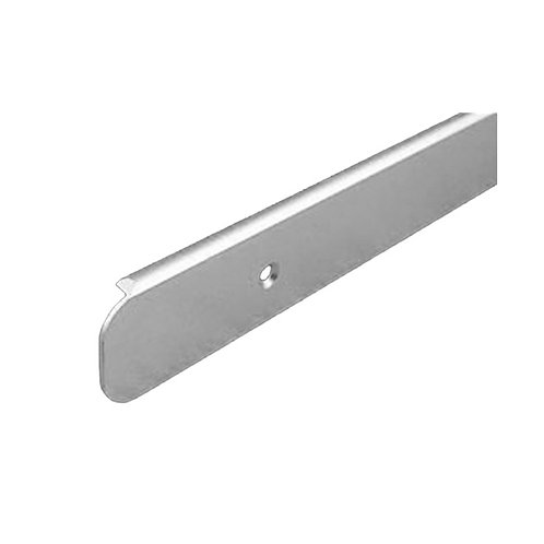 Планка торцевая универсальная матовая 28 мм