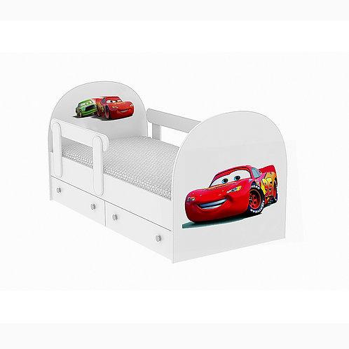 Детская кровать МакКуин 3