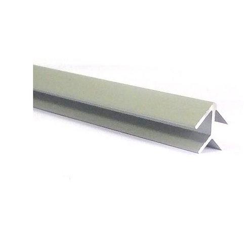 Планка для мебельных щитов угловая 4 мм