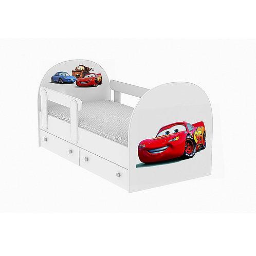 Детская кровать МакКуин 4