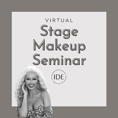 Virtual Stage Makeup Seminar