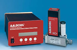Model AF mass flow meters and controller