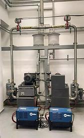 Implementación sistema de vacío y refrigeración FAC