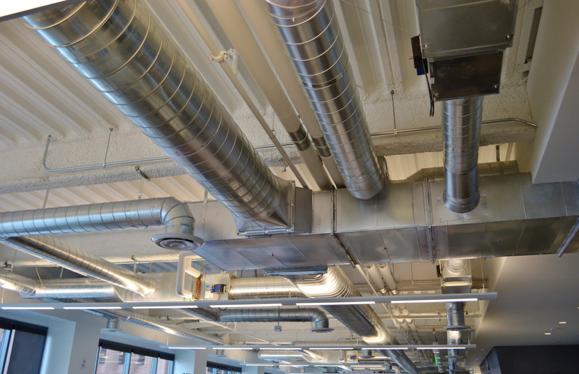 Ceiling Duct