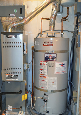 Residential WH Furnace