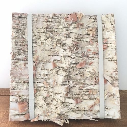 Natural Birch Bark Sheets Made From Real Wood Can Be Used As A Display On The Wall Charger Under Dinner Plate For Rustic Tablescape