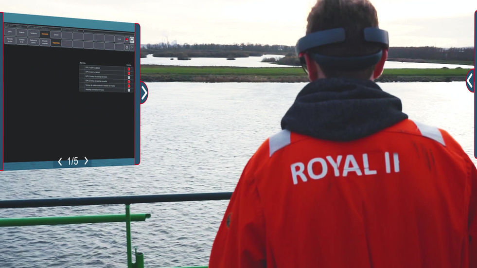 Royal IHC Internship