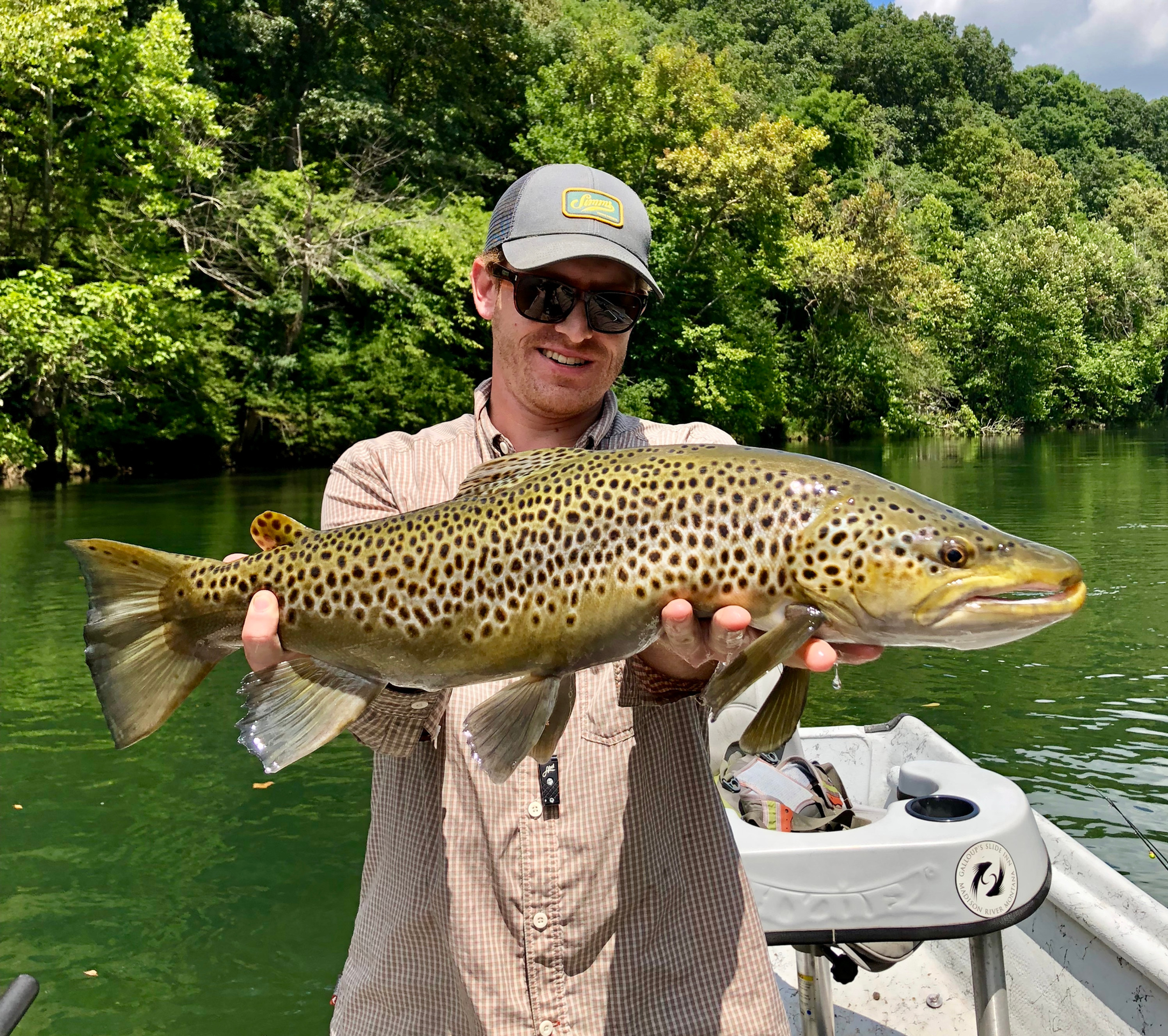 Fly Fishing Guide Service | MountainBound Fly Guides | North Carolina
