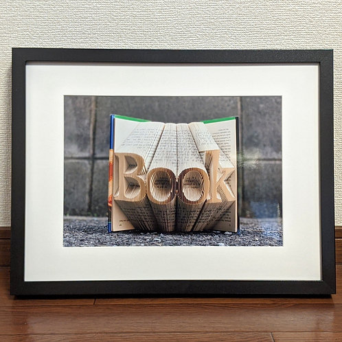 Book | Framed Print