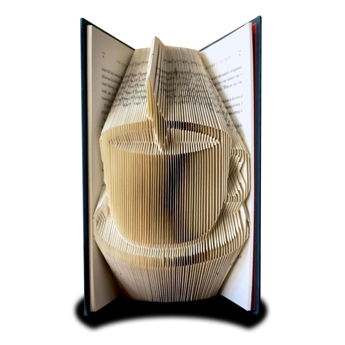 orufun pattern coffee cup