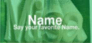 orufun say your favorite name