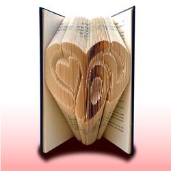 orufun pattern heart i love you
