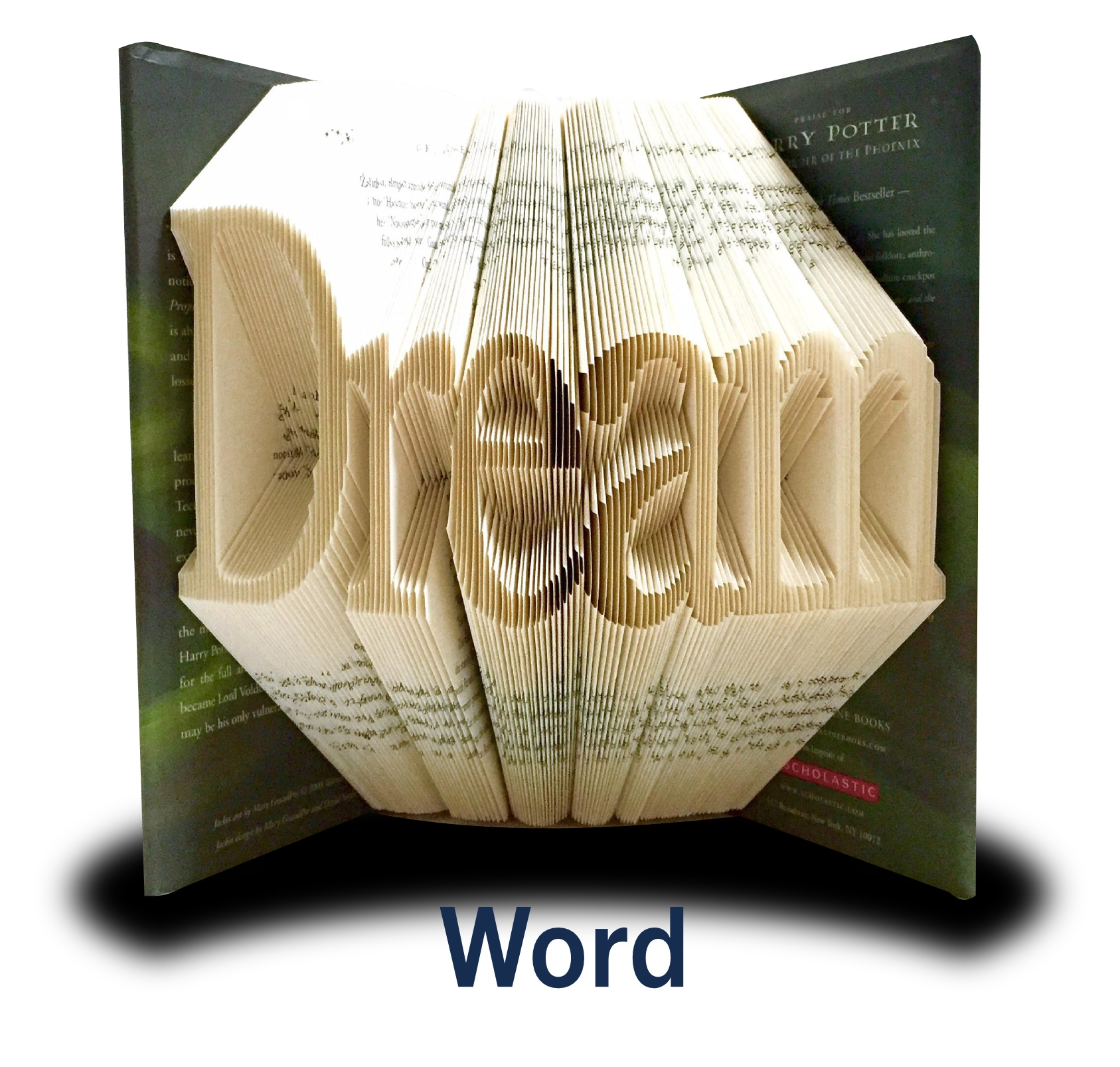 OruFun custom order word dream
