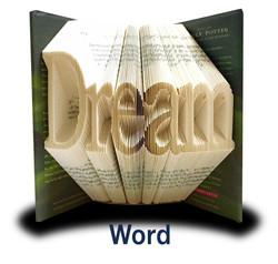 OruFun custom order word dream