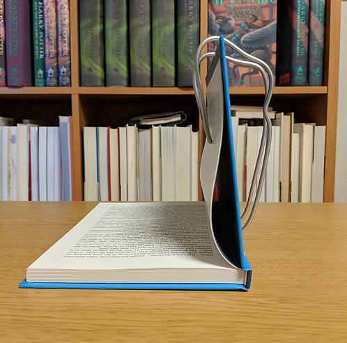 Book Folding Holder