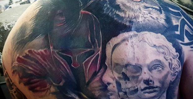 monster ink by chris jaeger