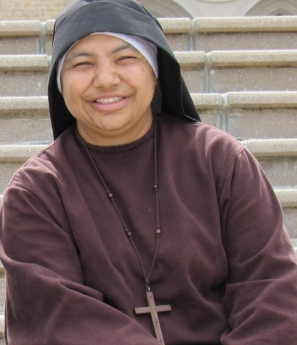 Sr. Amada of the Child Jesus
