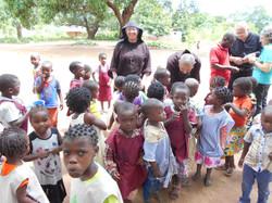 Assisting poor children