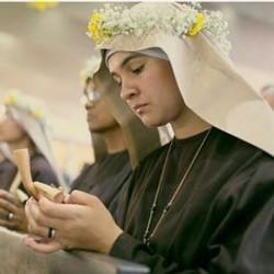 Sister Serafica of the Eucharistic Jesus