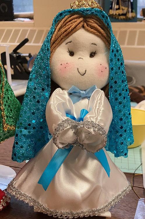 Virgin Mary Doll