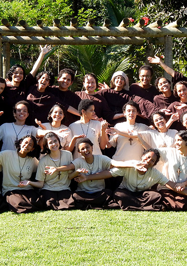 Retreat of Postulants and Internal Vocations