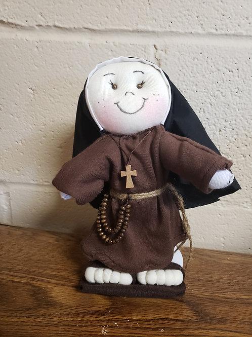 Pjc Nun Doll