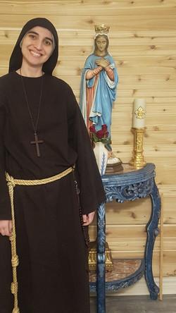 Sr. Rafaela of the Supplicant Heart