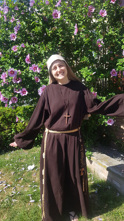 Sr. Petra of the Paraclete