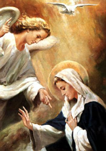 Our Lady Poor Servant (Annunciation)