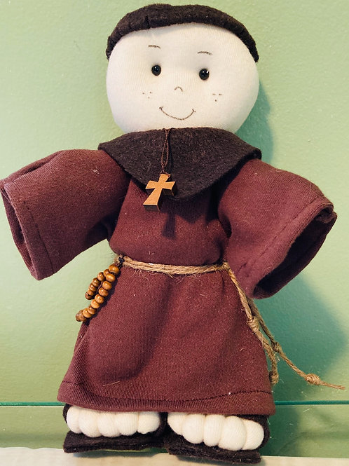 Saint Francis Doll