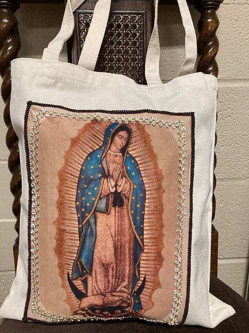 Our Lady of Guadalupe Bag