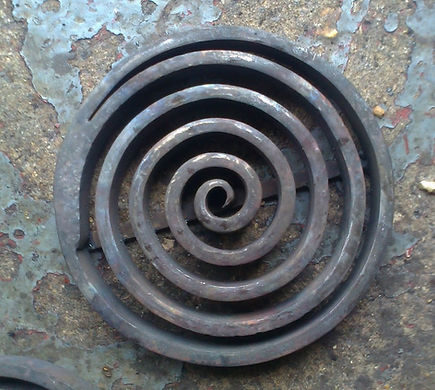 Forged drain cover