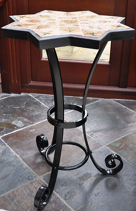 Forged Table frame