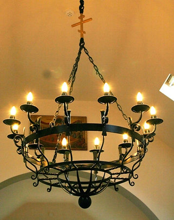 Church Light / Chandelier