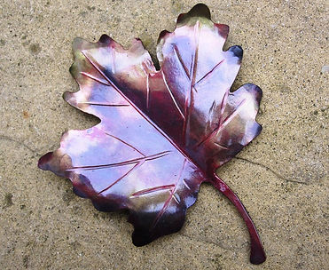Forged Maple leaf