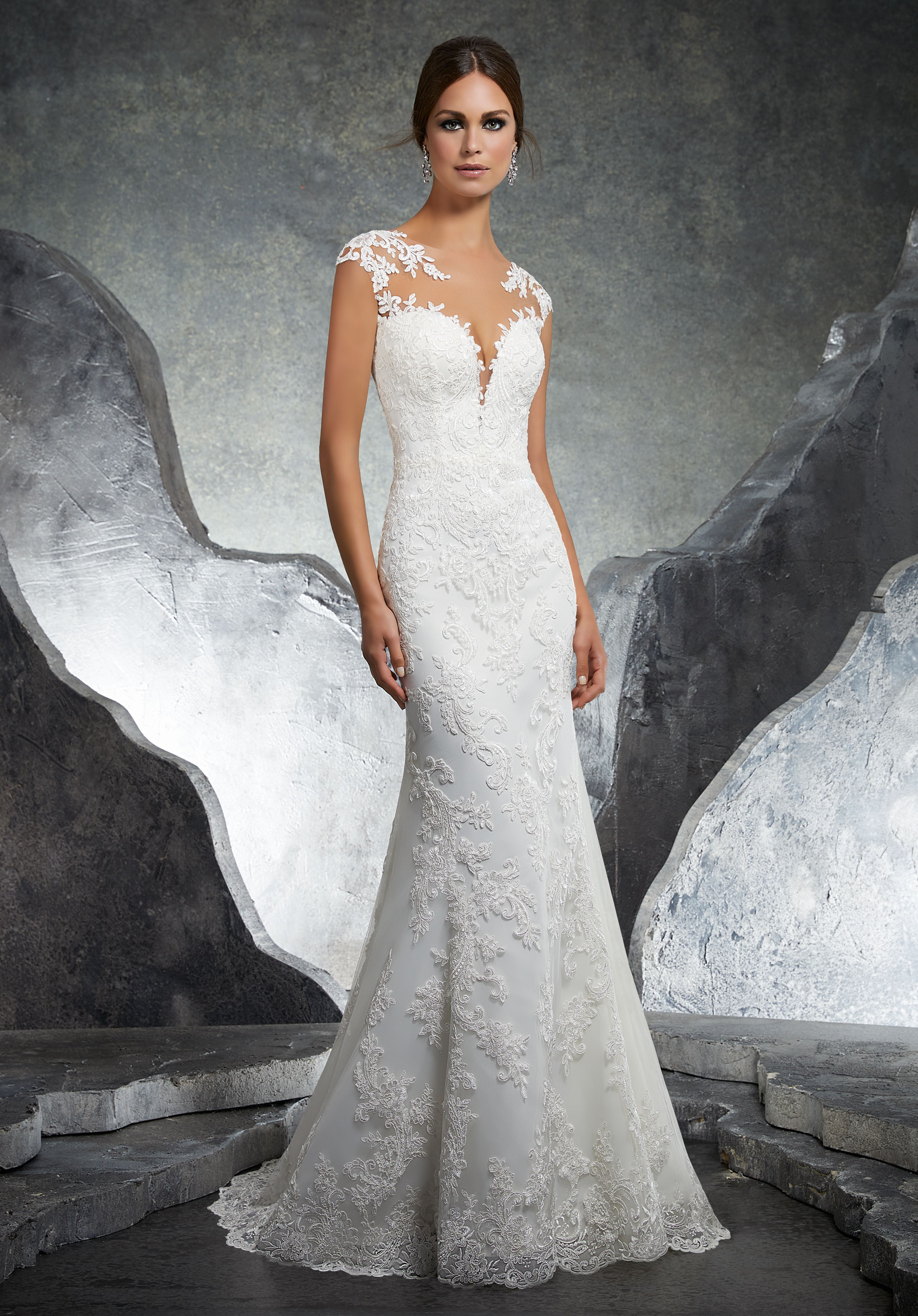 5612 Mori Lee at Aurora Bride