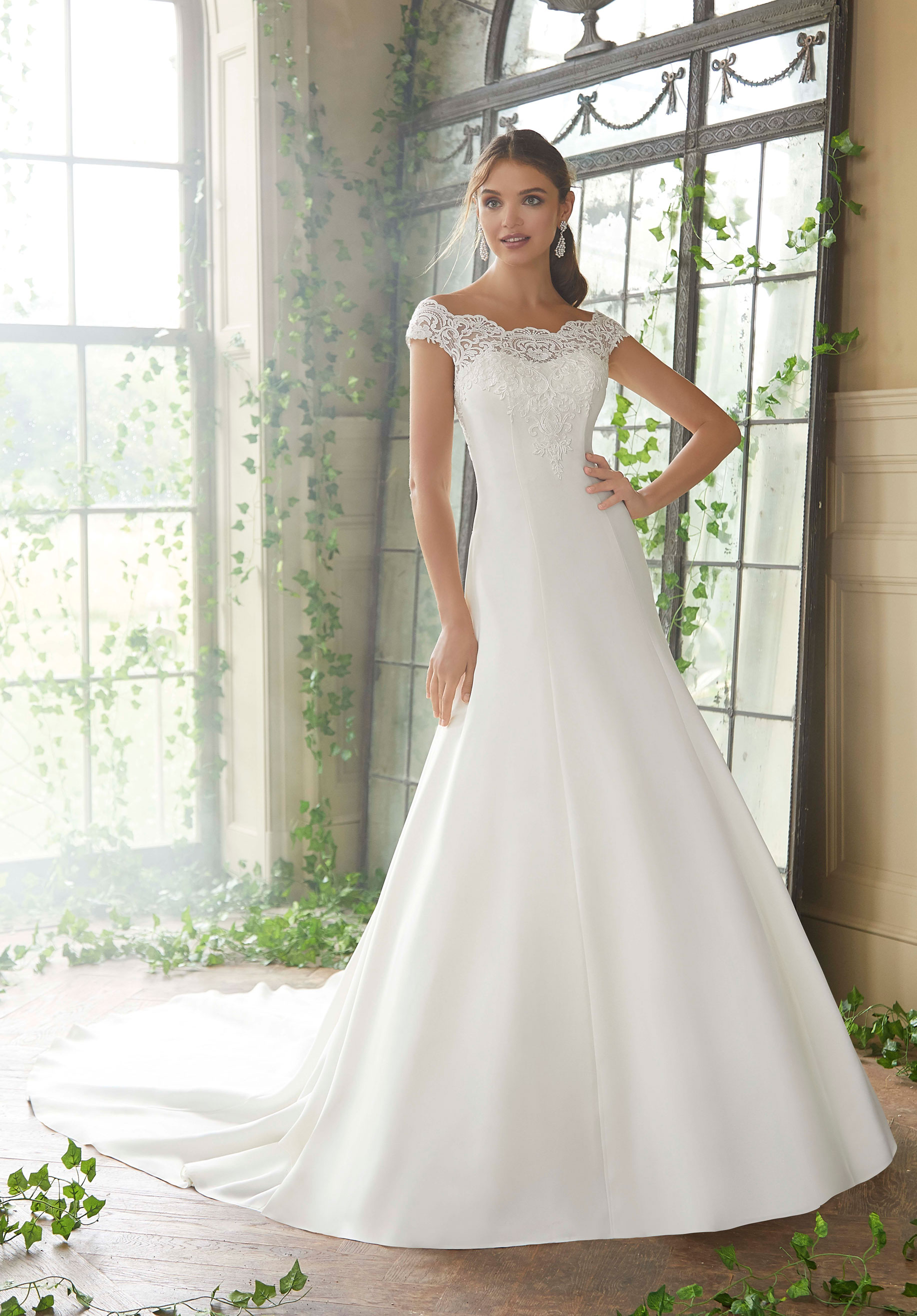 5717  Mori Lee at Aurora Bride