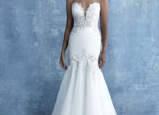 5 WOW wedding dress trends to LOVE from Allure Bridals